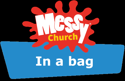 Messy Church is here!